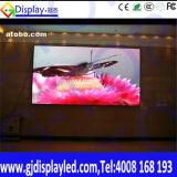 Schermo dell'interno dell'affitto LED della G-Parte superiore P4.81 con la lampada nera SMD2020