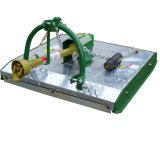 Трейлер-Тип травокосилка Slasher косилки новой конструкции 4 '