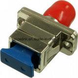 Adaptador da fibra óptica