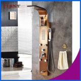 Comitato dell'acquazzone dell'acciaio inossidabile di pioggia di massaggio di funzione del lusso 5 di Fyeer