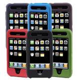 Cas de HardSkin de conception de KrContour pour l'iPhone 3G et les séries melrose de 3G Soo avec l'agrafe pour l'iPhone 3G et 3G S