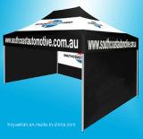 2016 طباعة ألومنيوم/حديد يتاجر عرض يفرقع يطوي خيمة, فوق خيمة