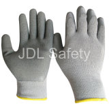 乳液のコーティング(LY2023)の安全および作業手袋