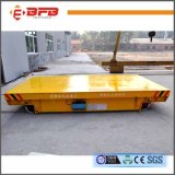 鋼鉄平たい箱のボードから成っている新しい電気頑丈で物質的な転送のカート