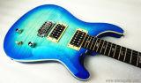 Prs вводят цвет в моду сини Archtop электрической гитары твердого тела