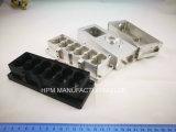 CNC Malen die de Adapter van PCB van de Cel van de Houder van het Venster van het Glas van de Dekking van het Blok van het Aluminium voor de Camera van de Monitor machinaal bewerken