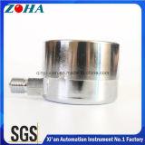 Диаметр 63mm/75mm 40 капсулы случая Kpa/4000mm H2O манометров давления стальной микро-