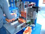 Caja de papel alimentos Adhesivo de fusión en caliente de la máquina para el paquete