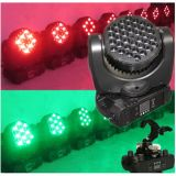 Sale를 위한 36PCS 3W 크리 말 LED Wash Moving Head Light