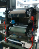 Papier de soie de soie automatique élevé de serviette d'impression de couleur de Qulaity faisant le prix de machine