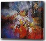 Pintura al óleo abstracta (48)