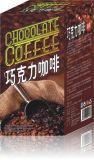 Graisse de café de chocolat de perte de poids, de régime et de combustion