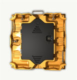Tela de indicador ao ar livre do diodo emissor de luz da cor P4 cheia para o arrendamento