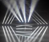 4 teste che spostano l'indicatore luminoso capo del LED