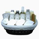 Presente do banho do corpo ajustado com escova macia (KIN-6351)