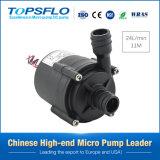 (moteur de 3 phases) pompe à chaleur élevée de l'eau de débit de C.C 12V ou 24V