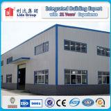 Строить /Multi-Storey здания структуры промышленной стали Саудовской Аравии Jubail/здания Pre-Инженерства Peb