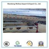 reboque maioria de alumínio do petroleiro do cimento 60cbm da fábrica para o preço do competidor