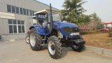 AC van de Motor van Hydroulic 80HP 4WD EPA de Tractor van het Landbouwbedrijf
