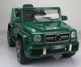 O Benz 2016 G63 licenciou o passeio no carro do carro 2.4G RC