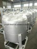 Aço inoxidável químico de tanque de armazenamento