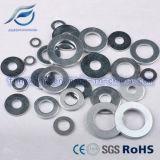 Rondelle piane del acciaio al carbonio di alta qualità DIN125