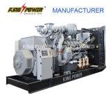 De Motor van Perkins voor Stille Diesel Generator met Ce- Certificaat 1120kw/1400kVA 50Hz