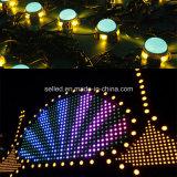 점광원 LED Pentagram 단계 빛 (DC24V/AC220V)