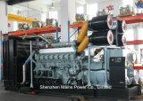 groupe électrogène diesel de Mitsubishi d'alimentation générale de 2250kVA 1800kw