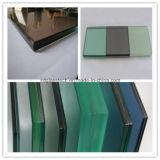 Verre de couleur en verre de fenêtre de verre feuilleté PVB de Sgt