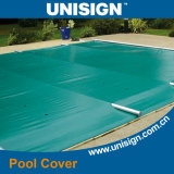 Cubierta plástica de la piscina de Swmming y cubierta de la piscina del PVC