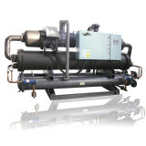 Refrigerador de agua industrial vegetal del sistema de enfriamiento
