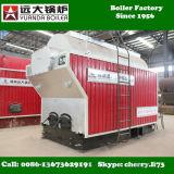 Caldeira de vapor despedida 2000kg da qualidade do vapor biomassa industrial elevada
