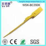 Plastikreißverschluss-Dichtung der China-Plastikdichtungs-Fabrik-Fertigung-Qualitäts-35cm