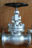 Form-Stahl-Flansch-Enden-Kugel-Ventil