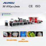Польностью автоматический Nonwoven мешок ткани делая машину (AW-XB700-800)