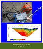 De ondergrondse Detector van het Water, De Opsporing van het Grondwater, Polarisatie van de Meter van het Onderzoek van het Drinkwater de Duidelijke Weerstandsvermogen Veroorzaakte DZD-6A