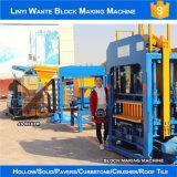 Bloco do tipo Qt6-15 de Wante que faz a máquina alinhar o fornecimento a Argélia