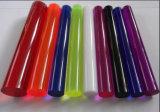 Cores diferentes Rod acrílico transparente