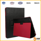Alta qualità Credit Card e Flip Stand Leather Tablet Caso