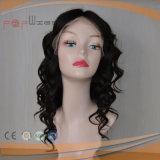 자연적인 색깔 가득 차있는 인간적인 Remy Virgin 머리 레이스 가발