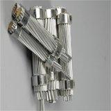 ステンレス鋼のAcsのアルミニウム覆われた鋼鉄繊維ワイヤー
