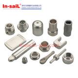 Малые части поворачивая обслуживание CNC алюминия массового производства частей подвергая механической обработке