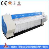 Krankenhaus-vollautomatische Wäscherei-Rollen-Bügelmaschine