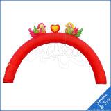 Producto inflable del arco de la decoración de la boda