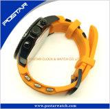 プロスポーツの腕時計のための高品質OEM 5 ATMのステンレス鋼の背部腕時計
