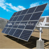 ¡Nuevo diseño! 3kw-10kw del sistema solar del picovoltio de la red, sistema de energía solar del kit del panel solar, sistema eléctrico solar para la solución usada casera