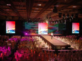 P16 Full Color LED Curtain per Indoor Background Screen