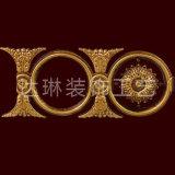 Materiale decorativo di stile lussuoso & europeo di prezzi di fabbrica