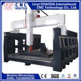 4D CNC Router voor Grote Marmeren Beeldhouwwerken, Standbeelden, Pijlers